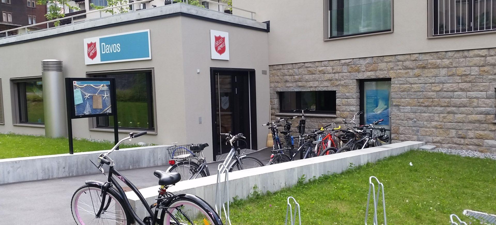 Heilsarmee Davos Lokal