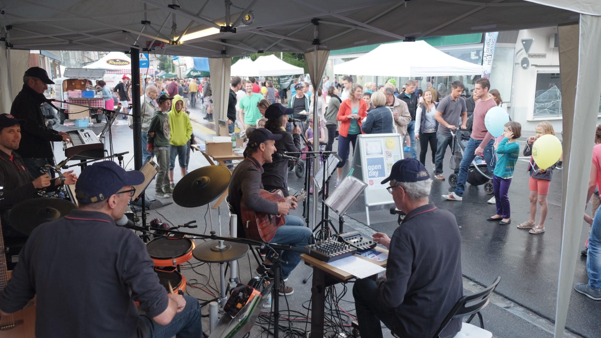 Band Freikonzert