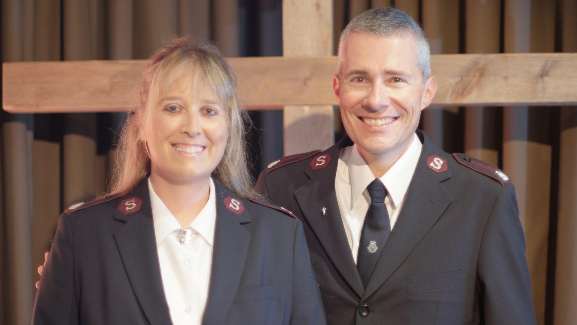 Korpsoffiziere